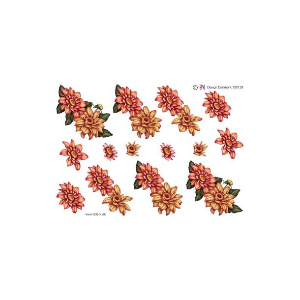 2 blomster