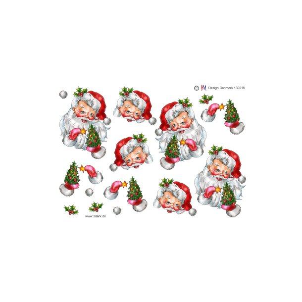 Dejlig glad julemand