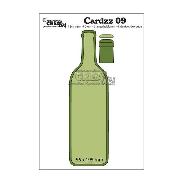 Dies Crealies Cardzz stansen 09 CLCZ09
