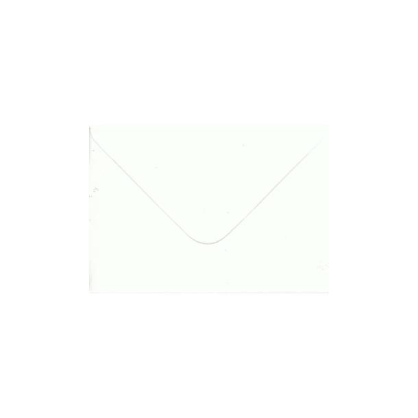 Kuvert C6 hvid med spids lukning 20 stk.