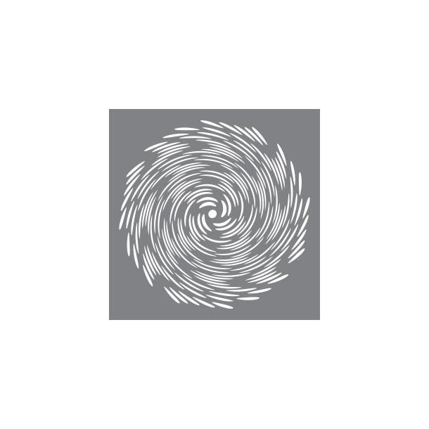 "DecoArt Andy Skinner Stencil 20 x 20 cm. ""Andy106"""