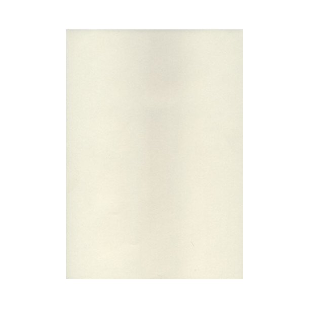 Majestic papir A4 elfenbensguld 128g 10 ark.